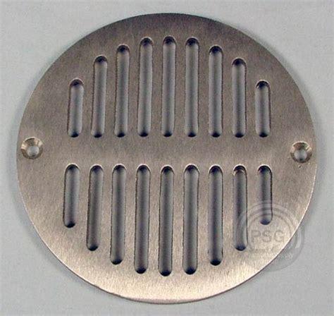 Shower Bath Mat Drain Hole replacement floor drain covers grates grilles