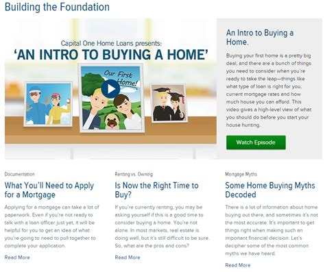 capital one house loan 5 tips for first time home buyers what i wish i had known