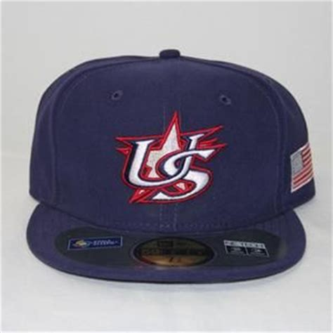 world baseball classic team usa cap baseball hats