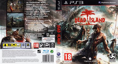 Bd Ps 3 Dead Island dead island german ps3 cover german dvd covers