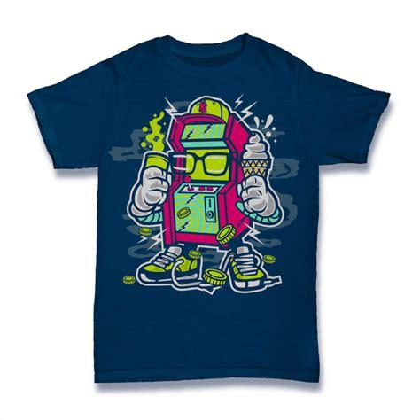 design t shirt machine cartoon vector tshirt designs thefancydeal