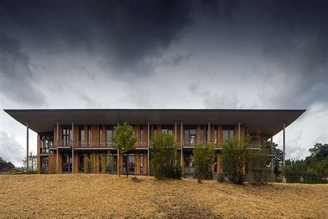 bohlin cywinski jackson unveils frick environmental center