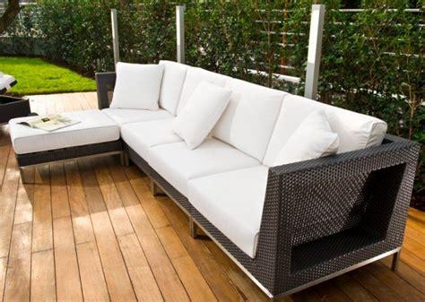 mobili di giardino mobili da giardino di design designerblog it