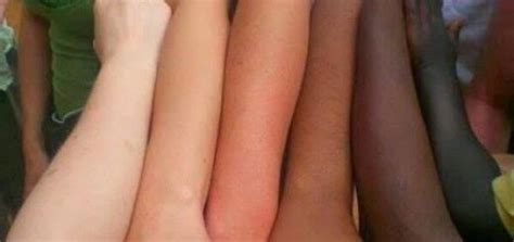 different skin colors what is the colour of human skin why it is not available
