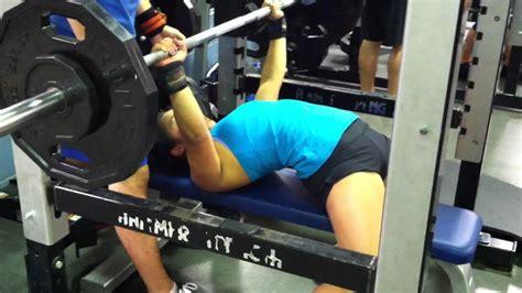 bench press 145 lbs cheryl licon 145 lb bench youtube