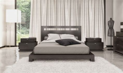huppe otello contemporary bedroom set modern bedroom