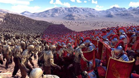 imagenes epicas de batallas nuevo simulador de batallas masivas youtube