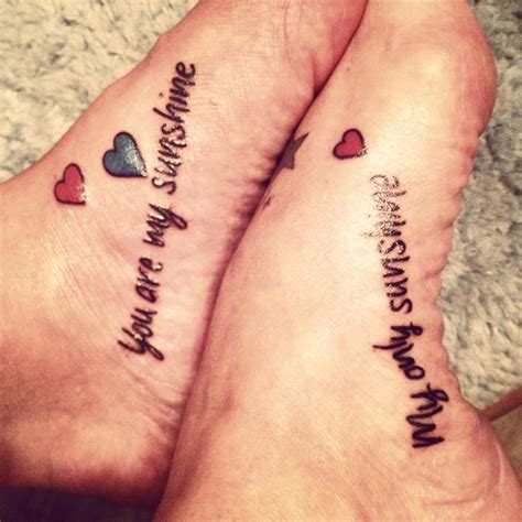 mother daughter tattoos pinterest tattoos