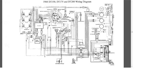 suzuki dt outboard ignition switch wiring diagram