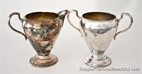 clean silver  polish simple practical beautiful