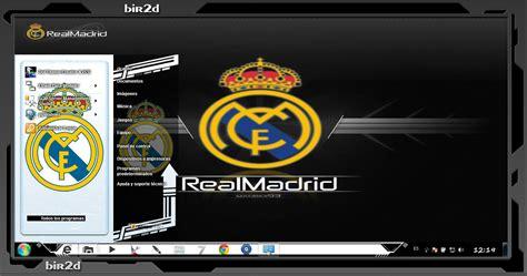 download theme windows 7 real madrid 2014 tema windows 7 real madrid by bir2d on deviantart