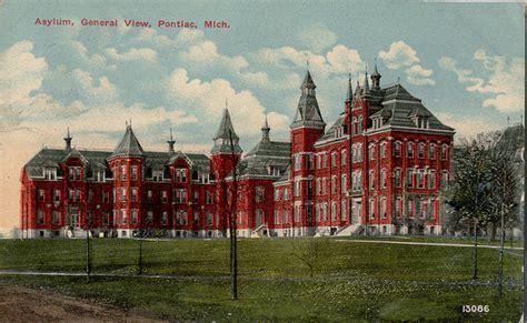 Hospital In Pontiac Mi by File Pontiac Asylum C 1912 Jpg Wikimedia Commons