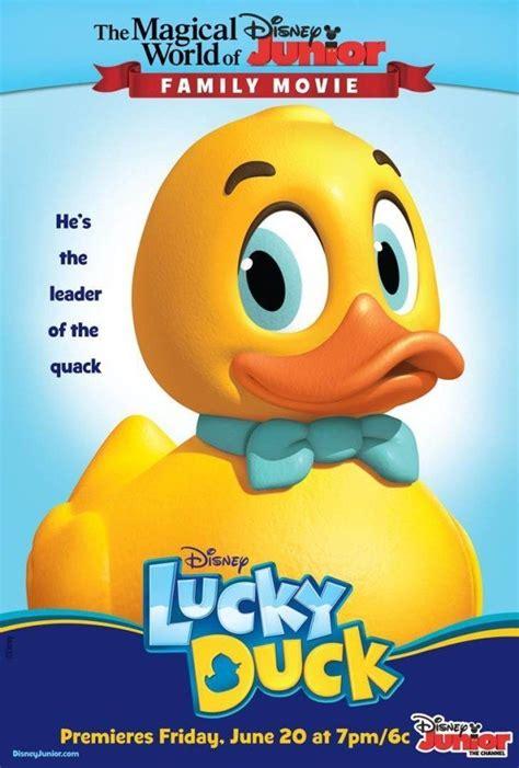 film disney junior disney junior movie quot lucky duck quot premieres tonight