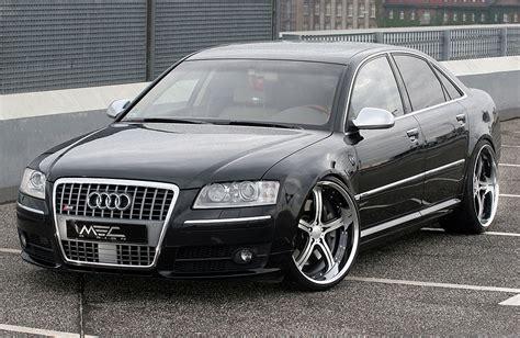 Audi A8 Getunt by Unicate The Best In Custom Car Styling Audi A8