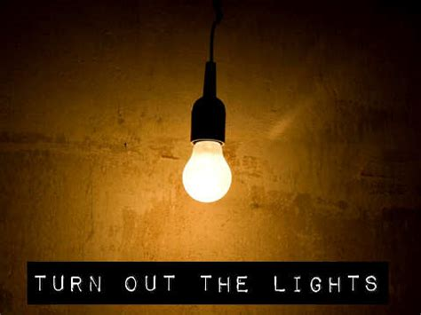turn out the lights turn out the lights ghost scary website