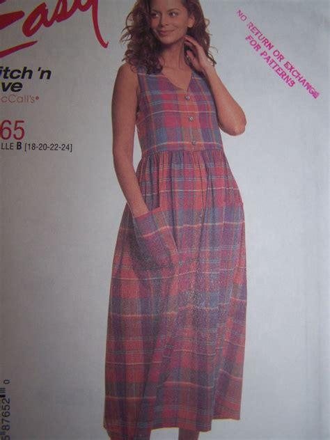 jumper pattern plus size uncut womens plus size 18 20 22 24 jumper dress sewing