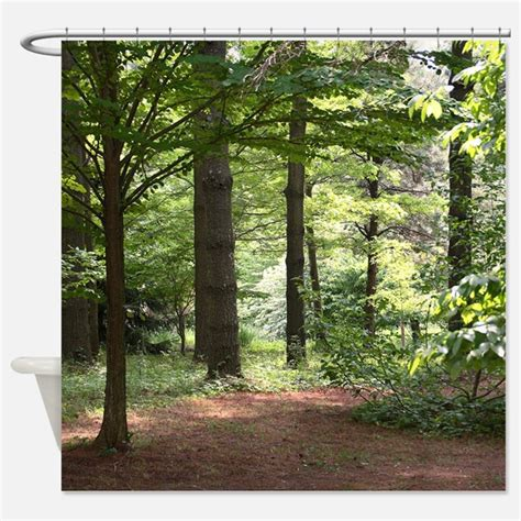 Nature Themed Shower Curtains Nature Shower Curtains Nature Fabric Shower Curtain Liner
