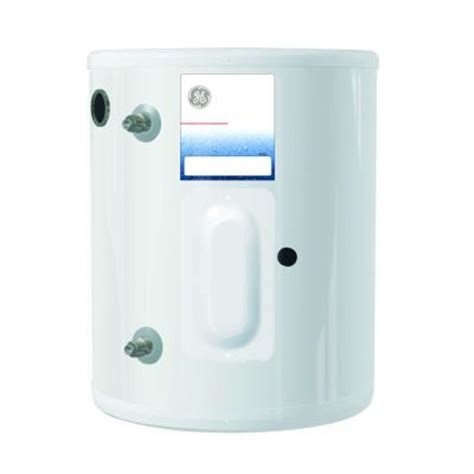 GE 20 Gal. Electric Point of Use Electric Water Heater DISCONTINUED GE20P06SAG   The Home Depot