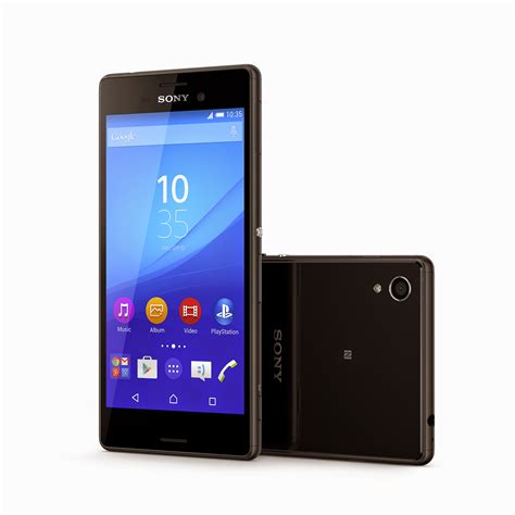 Sony Xperia M4 Aqua sony s waterproof m4 aqua comes with a 5 inch hd display 64 bit octa processor and runs