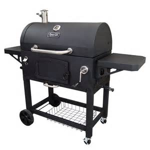 bbq grills at lowes shop dyna glo dynaglo 32 in charcoal grill at lowes