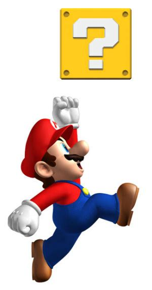 Mario Block Object Giant Bomb