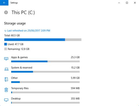 install windows 10 blank hard drive get empty space in your hard disk by using default option