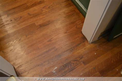 My New Kitchen Floor