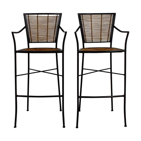 Bamboo Bar Stools Chairs by Favorite Bamboo Bar Stool Ht43 Advancedmassagebysara