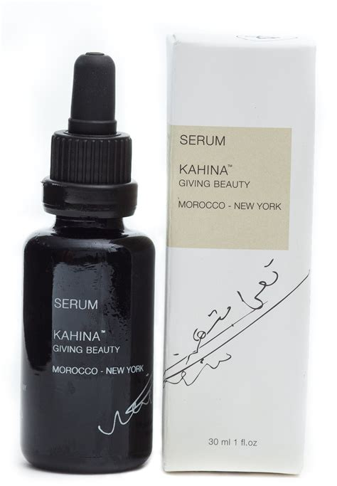 Serum The kahina serum kahina giving