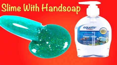 color glitter hand soap slimediy slime  glueshaving cream  liquid starch