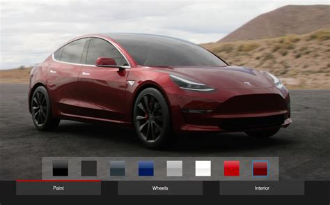 model 3 colors model 3 news teslarati com