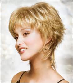 fashioned shag hair cut short shag hair styles