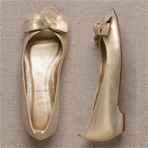 gold flat peep toe shoes opinions weddingbee