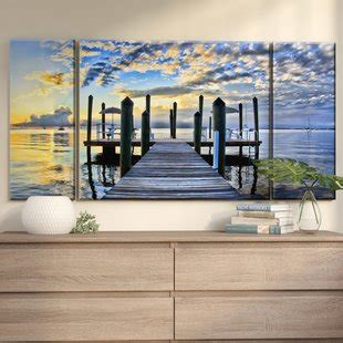 boat storage angels c ca canvas prints paintings you ll love wayfair ca