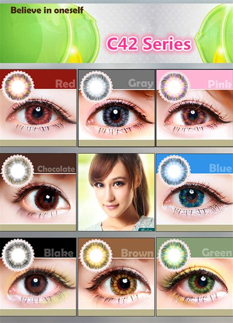 black doll contact lens eyewear contact lenses doll cosmetics wholesale