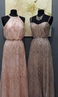 Bridal And Formal New Pattern Sequined Gowns By Mori Bridal And Formal