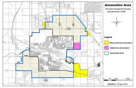 annexation of map province approves okotoks annexation plan okotoksonline