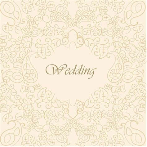 Wedding Background Wallpaper Free by Beautiful Wedding Background Vector Free