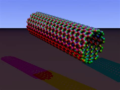 Armchair Carbon Nanotubes Carbon Nanotubes Could Create Buildings That Move