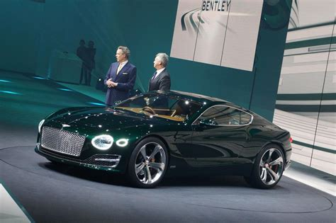 bentley racing green neues racing green bentley exp 10 speed 6 welt
