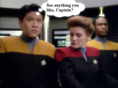 See Anything You Like by Gill S Janeway And Chakotay Page For Janeway X Chakotay