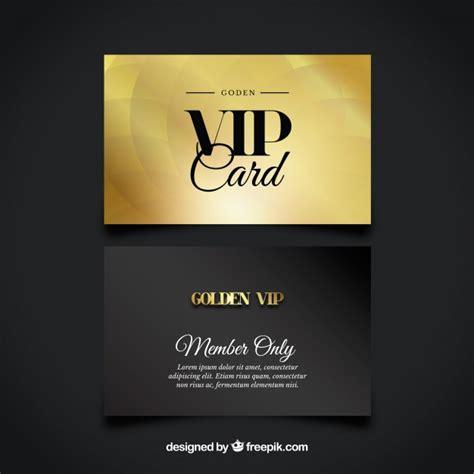 imagenes tarjetas vip conjunto de tarjetas vip doradas y negras descargar
