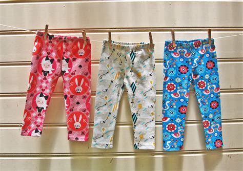 patterned childrens tights sewing pattern children s leggings sewing pattern and