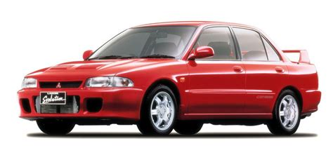 mitsubishi lancer evo 1 mitsubishi lancer evolution through the years autoevolution