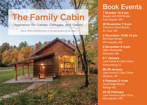 Cabin Show Minneapolis by Join Us At The 2018 Lake Home And Cabin Show Sala