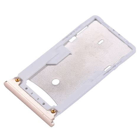 Simtray Xiaomi Mi 3 Gold replacement xiaomi mi max 2 sim sim tf card tray gold