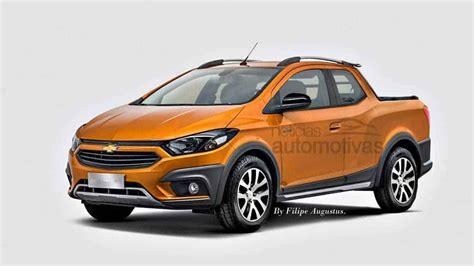 Chevrolet Montana 2020 by Proje 231 227 O Chevrolet Montana Activ 2018