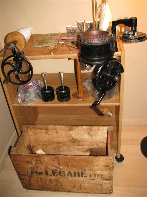 antique sock knitting machine tricoteuses antiques du qu 233 bec page a club of