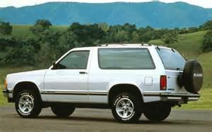 1993 chevrolet 4x4 production autos post