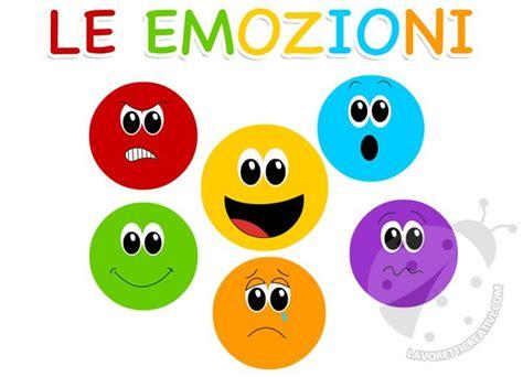 faccine con le lettere le faccine delle emozioni